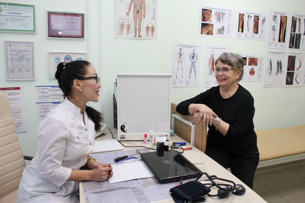 Клиника Здоровая спина, фото №10